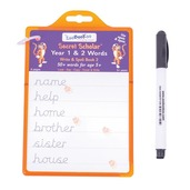 Years 1 and 2 Words - Write and Spell