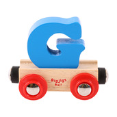 Rail Name Letter G (Blue)
