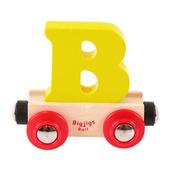 Rail Name Letter B (Yellow)