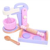 Candy Floss Food Mixer Set