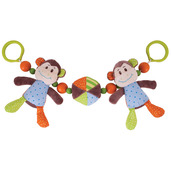 Cheeky Monkey Pram String
