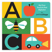 ABC My First Touch and Feel Alphabet Board Book