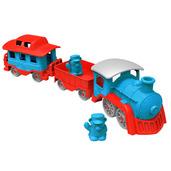 Train (Blue)