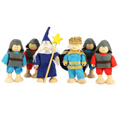 Heritage Playset Knights Set