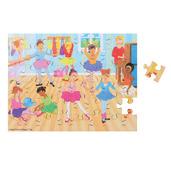 Ballet School Puzzle (48 Piece)