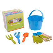 My First Gardening Tools (Blue Bucket)