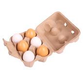 Six Eggs in Carton