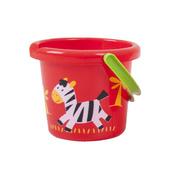 Wild Animal Bucket (Zebra)