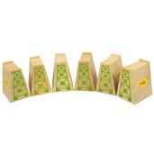 High Level Blocks (Pack of 12)