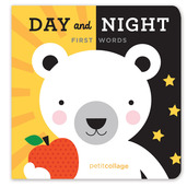 Day and Night First Words Board Book