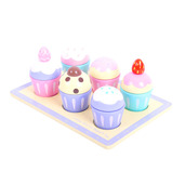 Candy Floss Muffin Tray