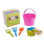 My First Gardening Tools (Pink Bucket)