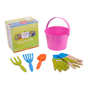 My First Gardening Tools (Pink Bucket)