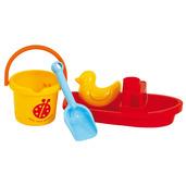 Sand Set Boat