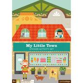 My Little Town Sticker Activity Set