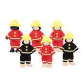 Heritage Playset Firefighter Set