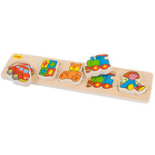 Chunky Lift and Match Toys Puzzle