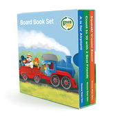Board Book 3 Pack (Counting / Sounds / ABCs)