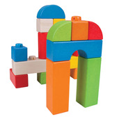 Coloured Click Blocks (100 Pieces)