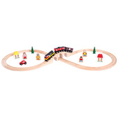 Heritage Collection Canadian National Train Set