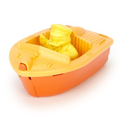 Racer Boat (Orange)