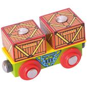 Crates Wagon