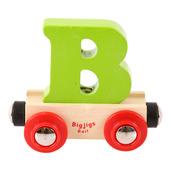 Rail Name Letter B (Green)