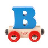 Rail Name Letter B (Blue)
