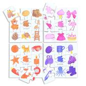Colours Puzzles Set 2 (Set of 4)