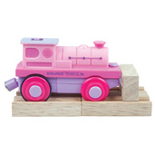 Pink Battery Operated Engine