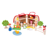 Mini Farm Playset