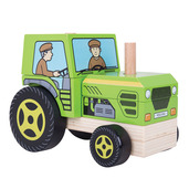Stacking Tractor