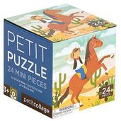 Cowboy Petit Puzzle