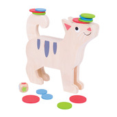 Stack a Cat Game