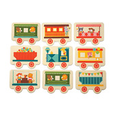 All Aboard Memory Game