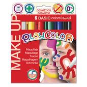 Basic Make Up Pocket 5g (Pack of 6 - Assorted Colours)