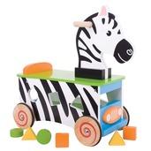 Zebra Ride On