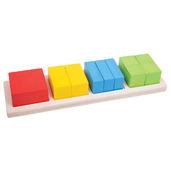 Square Fraction Board