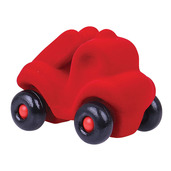 Little Fireman Rubba Fire Engine (Red)