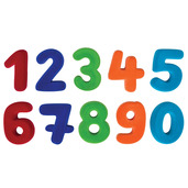 Large Magnetic Numeral Set