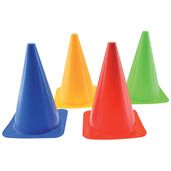 Road Cones (4 Pack)