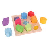 First Shapes Sorter
