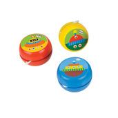 Transport Yo-Yo's (Pack of 3 - Boat