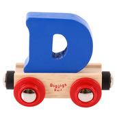 Rail Name Letter D (Dark Blue)