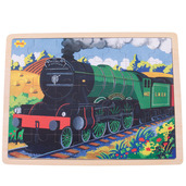 Flying Scotsman Tray Puzzle (35 Pieces)