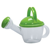 Clear Watering Can (Green)