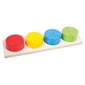 Circle Fraction Board