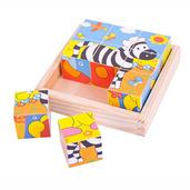 Safari Cube Puzzle