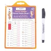 Mental Maths Book 1 with Secret Decoder
