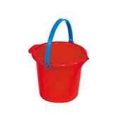 Simple Bucket (Red)